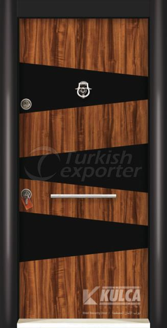 Y-1235 (LAMİNATE STEEL DOOR)